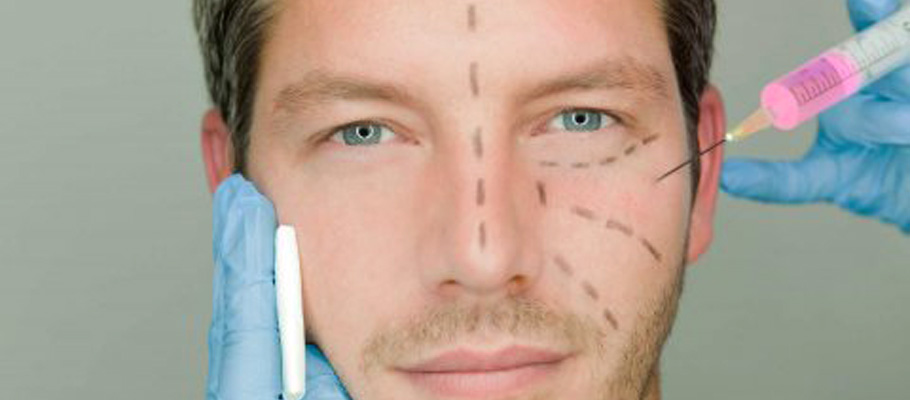 A Look at Why More Men Are Getting Facelifts